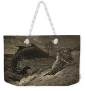Jonah And The Whale Weekender Tote Bag