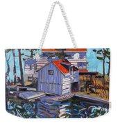 Jones Boathouse Weekender Tote Bag