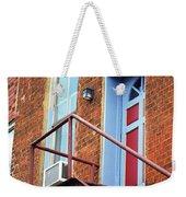 Jonesborough Tenessee - Upstairs Neighbors Weekender Tote Bag
