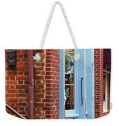 Jonesborough Tennessee Main Street Weekender Tote Bag by Frank Romeo