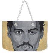 Jonny Depp  Weekender Tote Bag