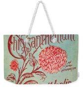 Joplin: Chrysanthemum Weekender Tote Bag