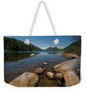 Jordon Pond Weekender Tote Bag
