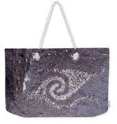 Jornada Mogollon Petroglyph, 5000 Bc- Weekender Tote Bag