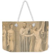 Joseph And Potiphar's Wife Weekender Tote Bag