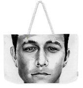 Joseph Gordon Levitt Weekender Tote Bag