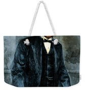 Joseph Lister, Surgeon And Inventor Weekender Tote Bag
