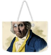 Joseph-marie Jacquard, French Inventor Weekender Tote Bag