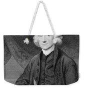 Joseph Priestley, English Chemist Weekender Tote Bag