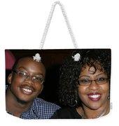 Josh And His Mom Weekender Tote Bag