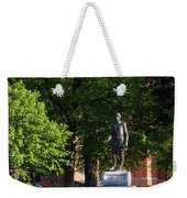 Joshua Lawrence Chamberlain Statue, Brunswick, Maine #0013 Weekender Tote Bag