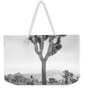Joshua Tree Before Storm Weekender Tote Bag