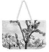Joshua Tree Branches Weekender Tote Bag