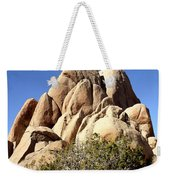 Joshua Tree Center Weekender Tote Bag