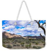 Joshua Tree National Park Landscape Weekender Tote Bag
