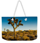 Joshua Tree Panoramic Weekender Tote Bag