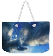 Joshua Tree Sky Weekender Tote Bag