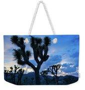 Joshua Tree Sunset Skies Weekender Tote Bag