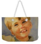 Joshua's Brother Weekender Tote Bag