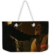 Jospeh And The Angel Weekender Tote Bag