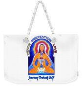 Journey Of Awakening Weekender Tote Bag