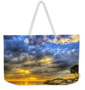 Journey To The Sunset Weekender Tote Bag