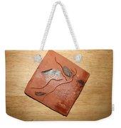 Journeys - Fleeing  24 - Tile Weekender Tote Bag