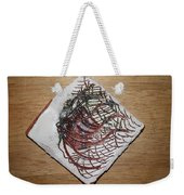 Journeys 6 - Tile Weekender Tote Bag