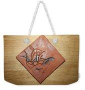 Journeys 9 - Tile Weekender Tote Bag