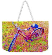 Joy, The Bike Ride Weekender Tote Bag