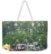 Joy Of Bubbles Weekender Tote Bag