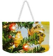 Joy Of Christmas Weekender Tote Bag