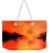 Joy Of The Sun Weekender Tote Bag