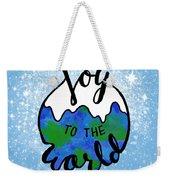 Joy To The World Weekender Tote Bag