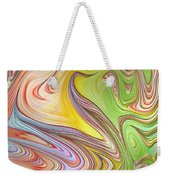 Joyful Flow Weekender Tote Bag