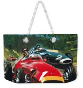 Juan Manuel Fangio Weekender Tote Bag