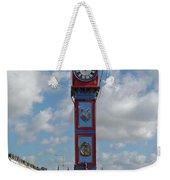 Jubilee Clock - Weymouth Weekender Tote Bag