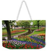 Jubilee  Weekender Tote Bag by Rosario Piazza