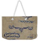 Jug And Decoration Weekender Tote Bag