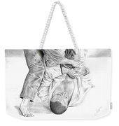 Jiu Jitsu Fundamentals The Armbar Weekender Tote Bag
