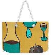 Juice Weekender Tote Bag