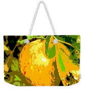 Juicy Apple On A Tree Weekender Tote Bag