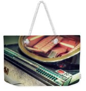 Jukebox Weekender Tote Bag