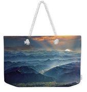 Julian Alps Weekender Tote Bag