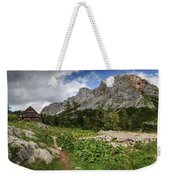 Julian Alps Weekender Tote Bag
