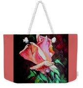 Julia's Rose Weekender Tote Bag