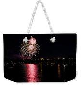 July Fireworks Weekender Tote Bag