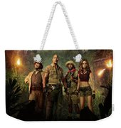Jumanji Welcome To The Jungle 2.0 Weekender Tote Bag