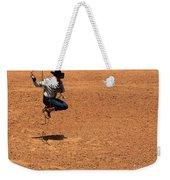 Jump Rope Cowboy Style Weekender Tote Bag