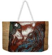 June - Tile Weekender Tote Bag